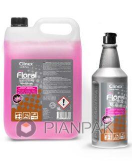 Płyn do mycia podłóg Clinex Floral