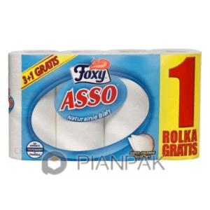Ręcznik papierowy Foxy Asso 4 szt