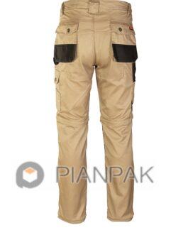 Spodnie robocze BRIXTON PRACTICAL – odpinane nogawki